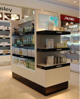 High End Custom Cosmetic Display Counter