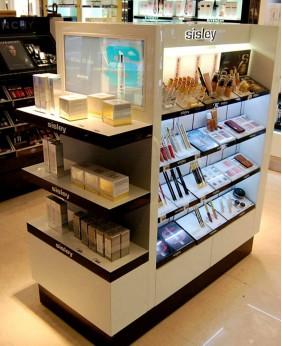 High End Custom Cosmetic Display Counter