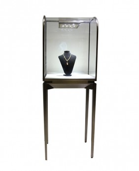 High End Luxury Portable Custom Jewelry  Display Cases For Retail Stores