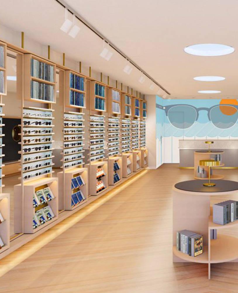 Creative Optical Display Ideas - Spark Retail Design