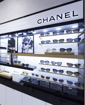 High End Retail Eyewear Display Stand