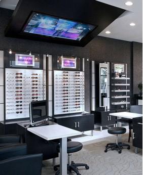 Creative Retail New Optical Shop Design