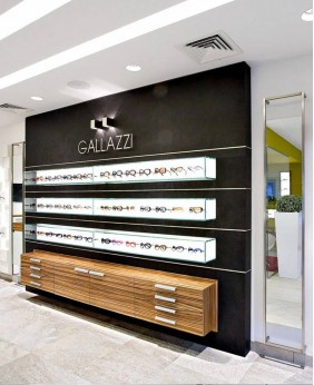 Creative Retail New Optical Shop Display Cabinets