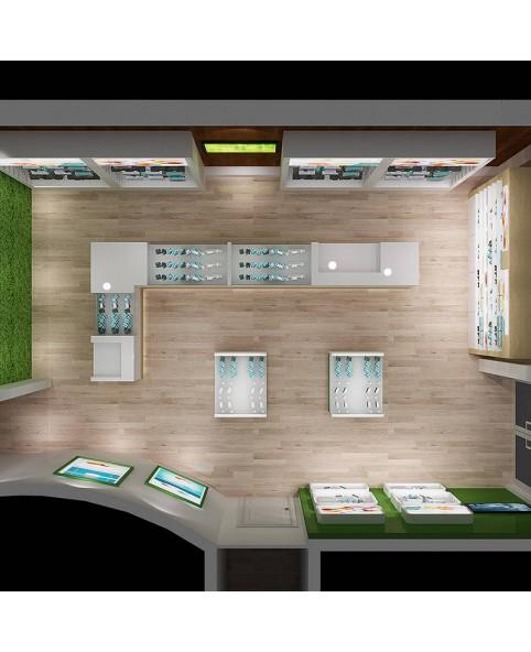 Retail Custom Pharmacy Store Design
