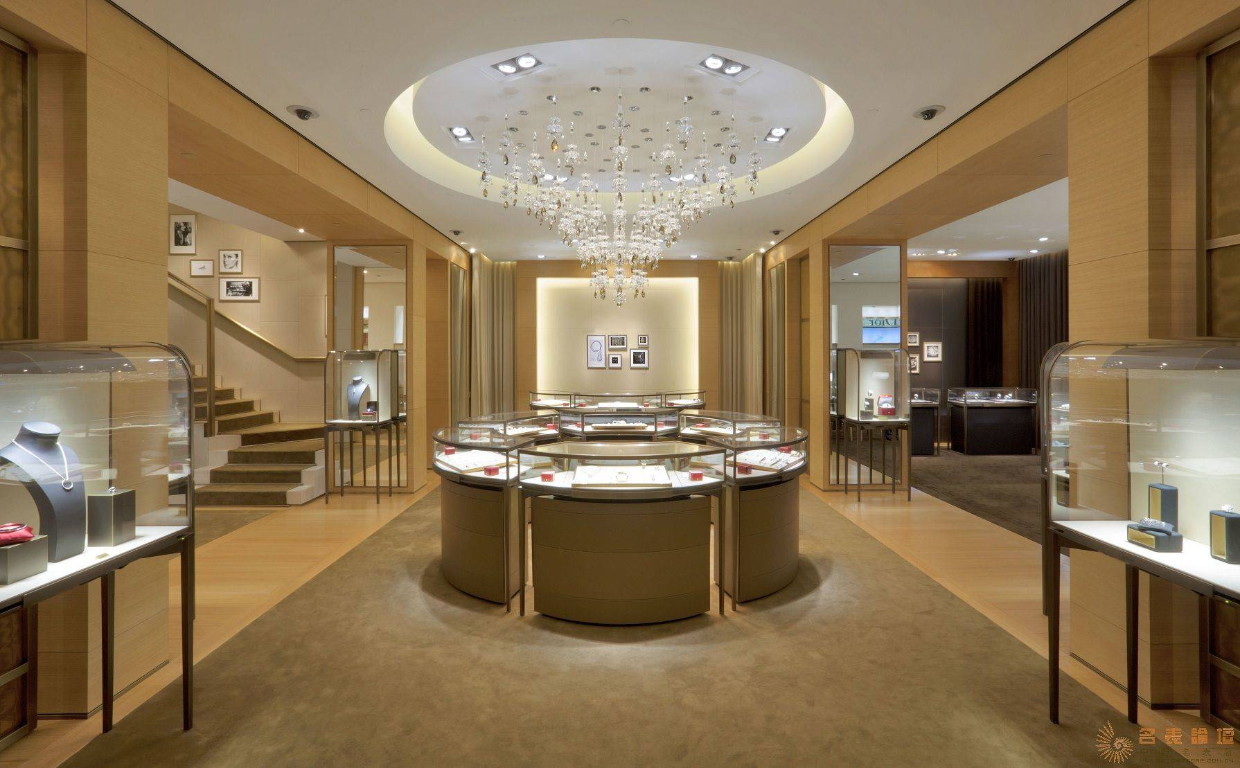High End Jewelry Display Cabinet Manufacturers